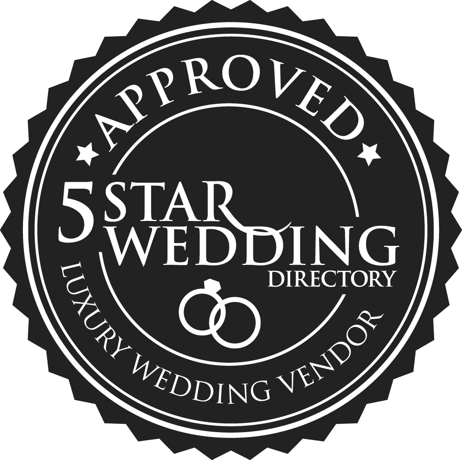 5 star weddings approved vendor